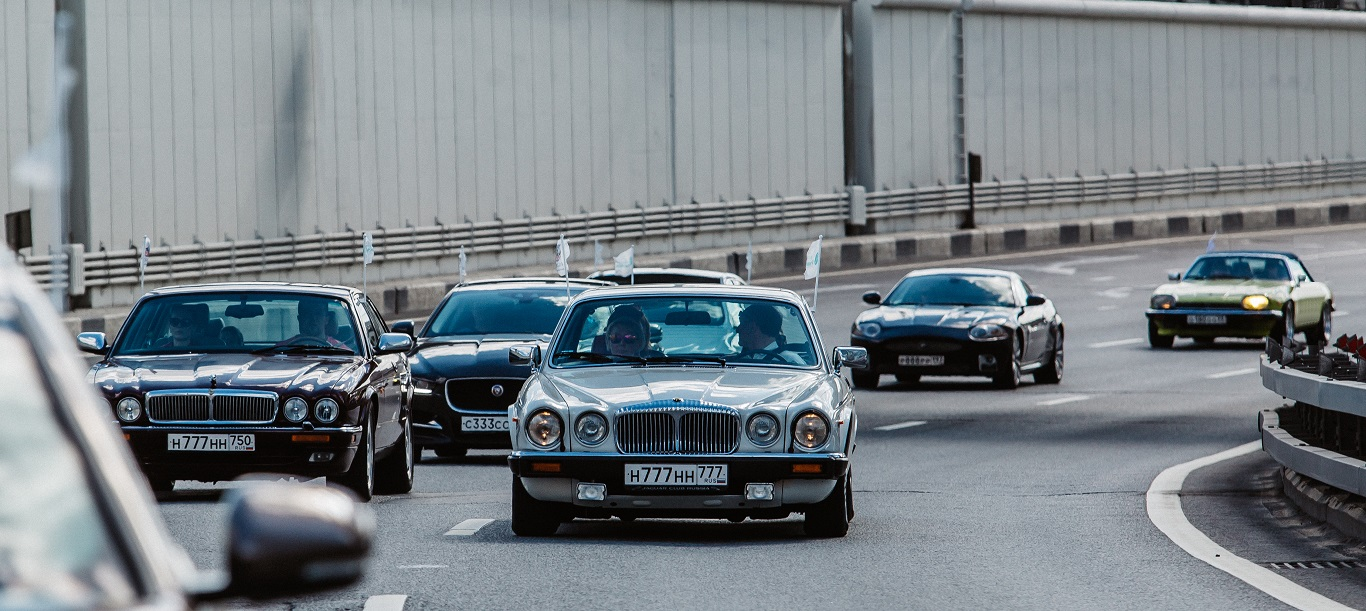 JAGUAR Club Russia
